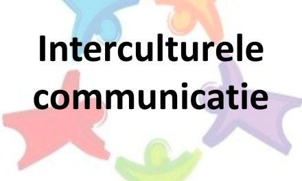 Interculturele communicatie op de werkvloer