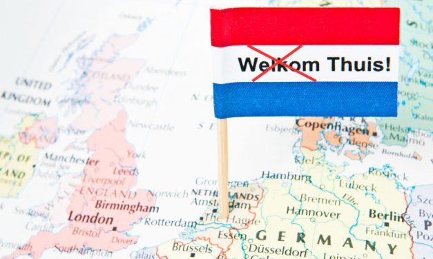 Terugkeer naar Nederland