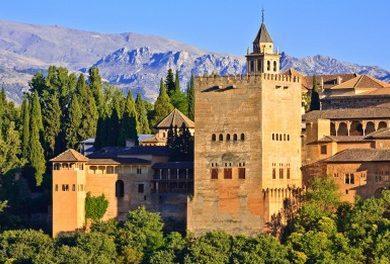 Emigreren naar Spanje – Granada
