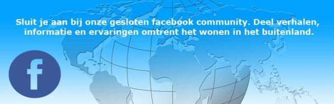 Nederlanders in het buitenland facebook groep