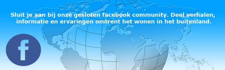 Wereldwijde Facebook Community