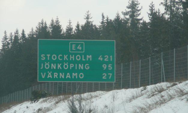 Even voorstellen – vanuit Zweden