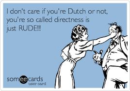dutch directness