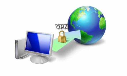 Een VPN-service in het buitenland