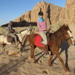 Mijn vertrek naar Jordanië