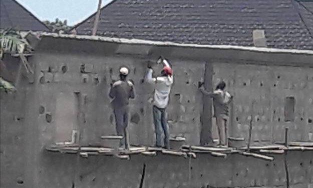 Veiligheid in de bouw?