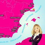 Mevrouw de aankoopmakelaar Barcelona