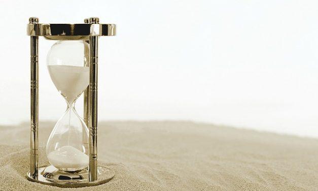 Geduld is een schone zaak