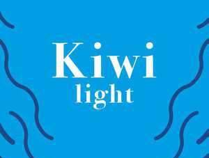 Persbericht Kiwi Light