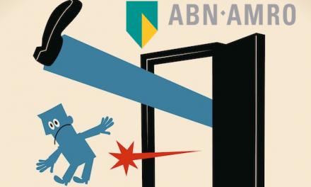 ABN AMRO wijst emigranten nu echt de deur