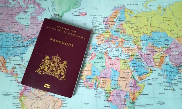Mobiel Aanvraagstation Nederlands Paspoort Buitenland