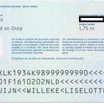 Technisch probleem in ongeveer 5000 paspoorten