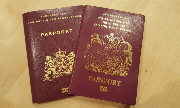 Dubbele nationaliteit en Brexit