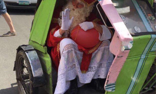Sinterklaas kent geen grenzen en heeft geen paspoort nodig