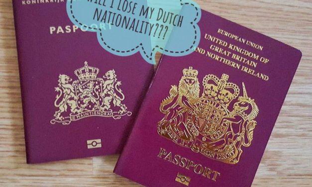Brexit en de Nederlandse Nationaliteit