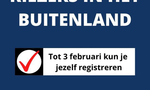 Nog een paar dagen om je te registreren voor de Tweede Kamerverkiezingen
