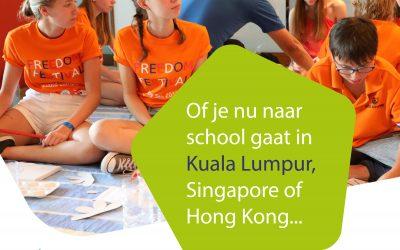 Wereldwijd moedertaal- en cultuuronderwijs