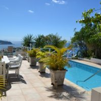 Private house with pool on Sint Maarten Netherlands Antilles.