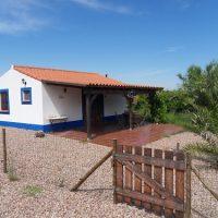 Knus vakantiehuisje (2p. max 4) in de Alentejo, Portugal, met gebruik van zwembad
