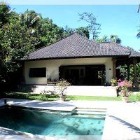 Villa aan de oost kust van Bali