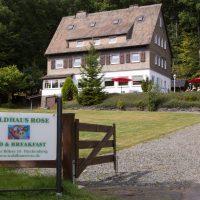 B&B Waldhaus Rose in het Duitse Sauerland