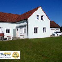 Prachtig gelegen, groot woonhuis met verhuurmogelijkheden in zuid-oost Oostenrijk