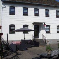 Haus Brück in de Duitse Eifel